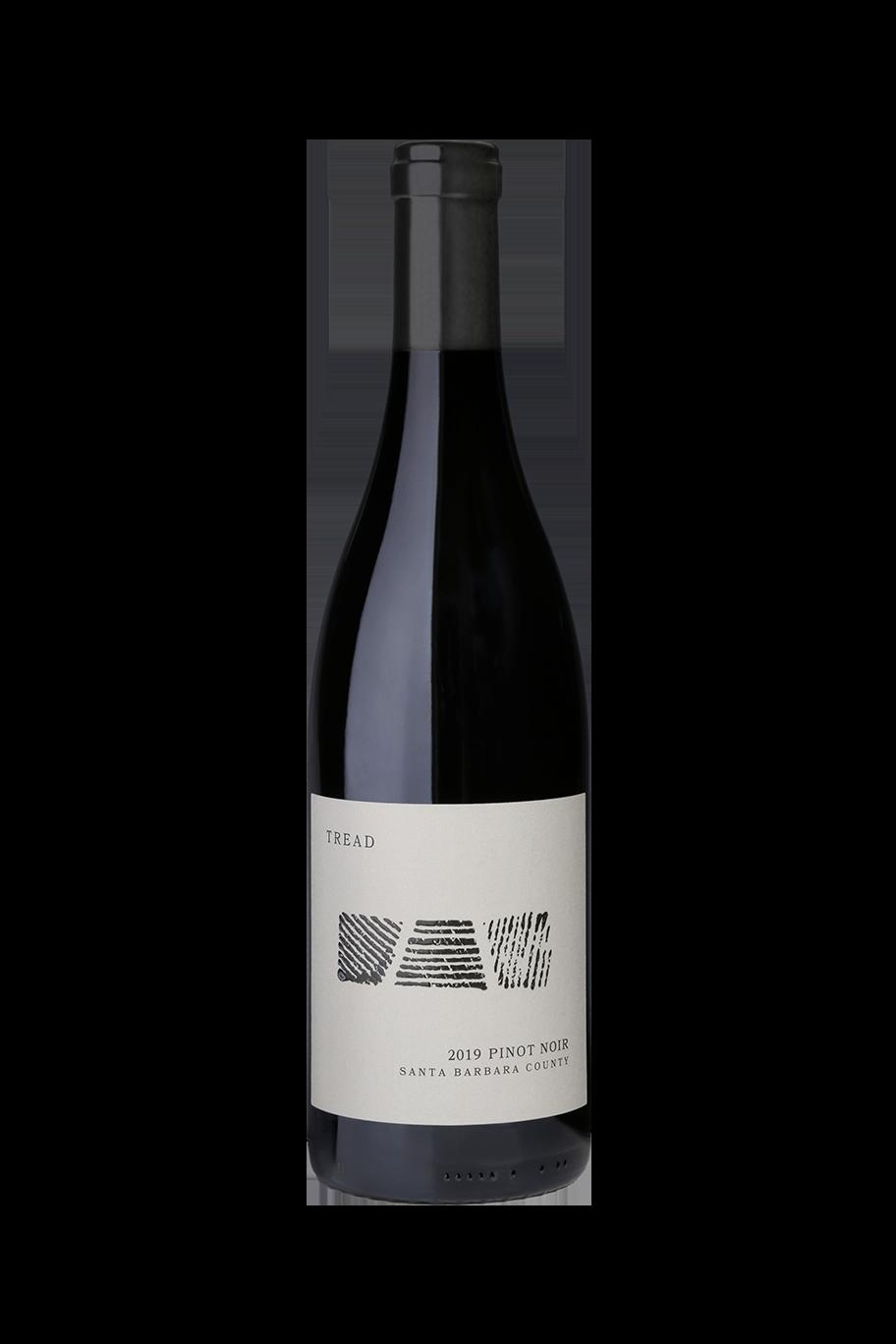 2019 TREAD SBC Pinot Noir Bottle Shot